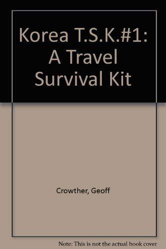9780864420213: Korea: A Travel Survival Kit