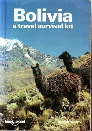 9780864420336: Bolivia: A Travel Survival Kit