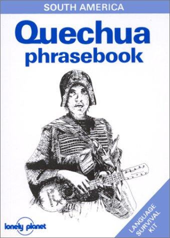 9780864420398: QUECHUA PHRASEBOOK 1ED