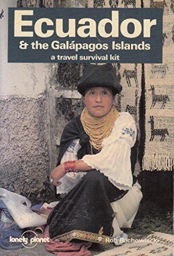 9780864420435: Ecuador and the Galapagos Islands: A Travel Survival Kit