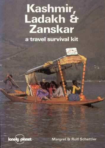 9780864420466: Lonely Planet Kashmir Ladakh and Zanskar