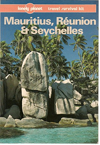 9780864420855: Mauritius, Reunion and Seychelles: A Travel Survival Kit (Lonely Planet Travel Survival Kit)