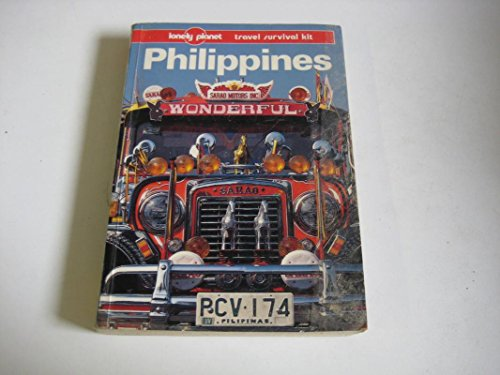 9780864420961: Philippines: A Travel Survival Kit