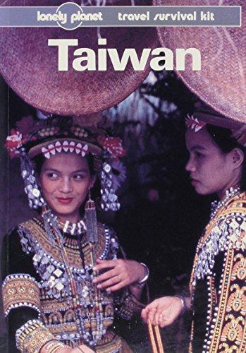 taiwan travel survival kit: storey, robert