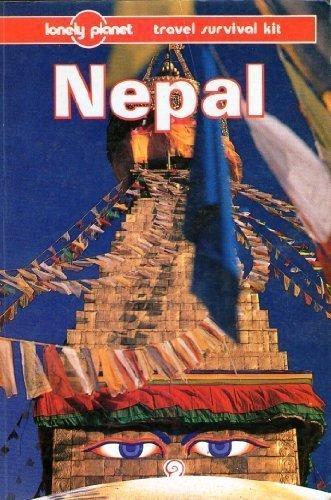 9780864421029: Nepal : A Travel Survival Kit
