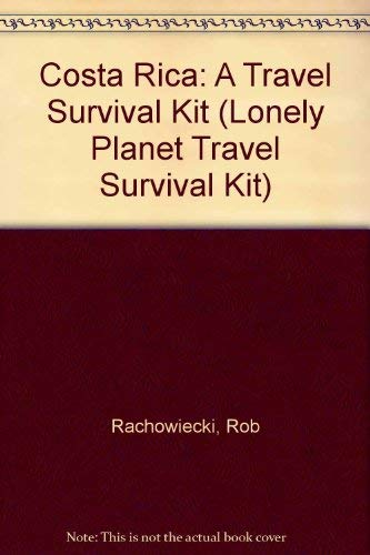 9780864421067: Costa Rica (Lonely Planet Travel Survival Kit)