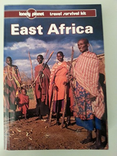 9780864421111: East Africa (Lonely Planet Travel Survival Kit)