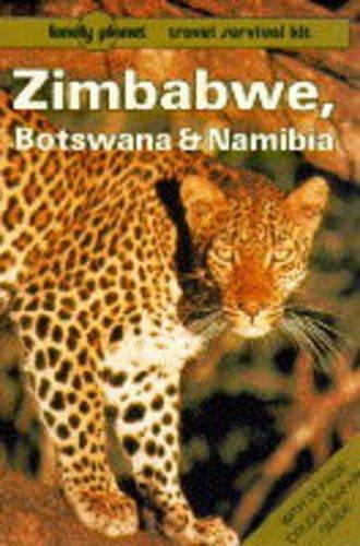 9780864421197: Lonely Planet Zimbabwe, Botswana and Namibia (Lonely Planet Travel Survival Kit)
