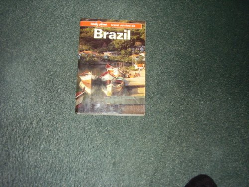 9780864421418: Lonely Planet Brazil