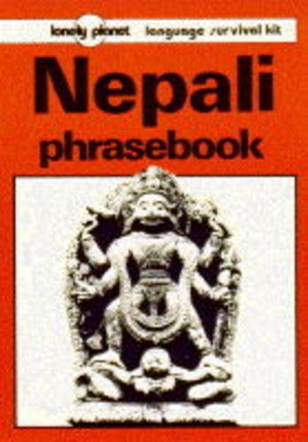 9780864421456: Lonely Planet Nepali Phrasebook (Lonely Planet Language Survival Kit) (English and Nepali Edition)