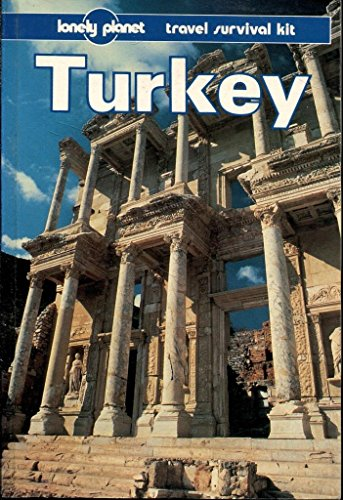 9780864421784: Lonely Planet Turkey, 4th Edition
