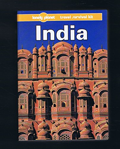 9780864421791: Lonely Planet India