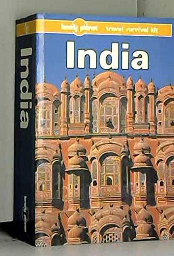 India (Lonely Planet Travel Survival Kit): Crowther, Geoff