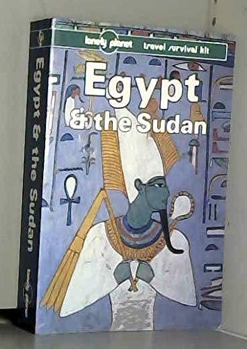 9780864421913: Egypt & the Sudan (LONELY PLANET EGYPT)