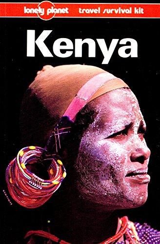 9780864422026: Lonely Planet Kenya