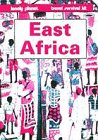 Lonely Planet East Africa (Lonely Planet Travel Survival Kit): Crowther, Geoff; Finlay, Hugh