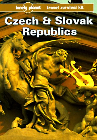 9780864422453: CZECH AND SLOVAK REPUBLICS 1ED (Travel guide)