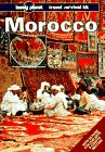 9780864422491: Lonely Planet Morocco (Lonely Planet Travel Survival Kit)