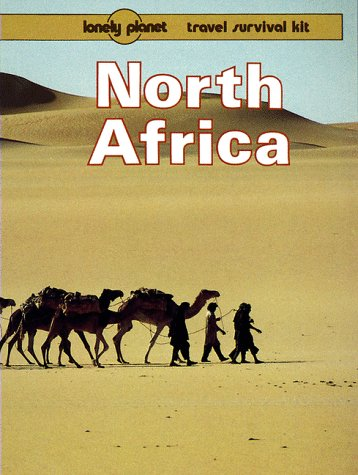 9780864422583: North Africa (Lonely Planet Travel Survival Kit)