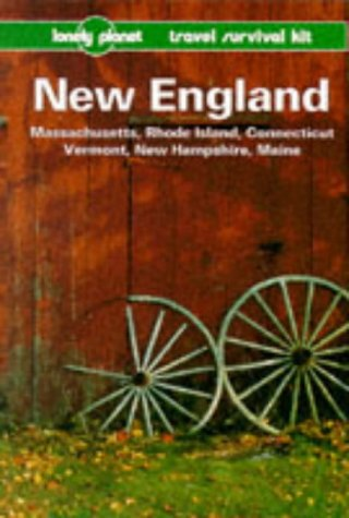 9780864422651: Lonely Planet New England