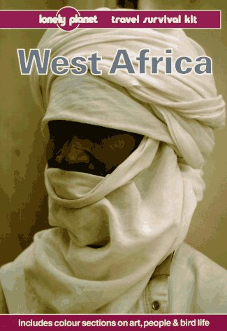 9780864422941: West Africa (Travel guide)