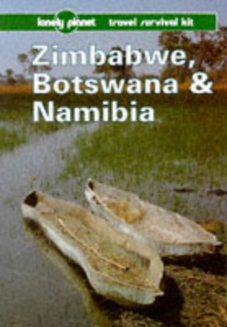 9780864423139: Lonely Planet Zimbabwe, Botswana and Namibia