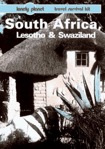 9780864423238: Lonely Planet South Africa, Lesotho and Swaziland