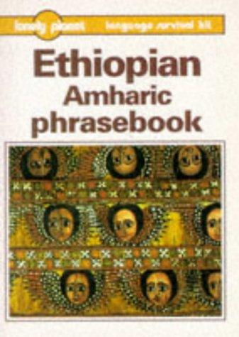 9780864423382: Lonely Planet Ethiopian Amharic Phrasebook