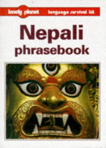 9780864423450: Lonely Planet Nepali Phrasebook (Lonely Planet Phrasebook)