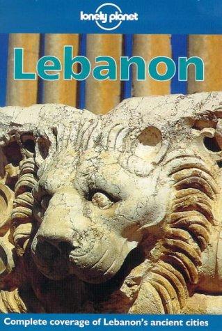 9780864423504: Lonely Planet Lebanon