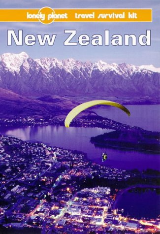 New Zealand (Lonely Planet Travel Survival Kit): Turner, Peter, Williams,