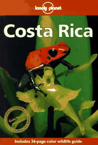 9780864423665: Lonely Planet Costa Rica