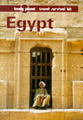 9780864423955: Lonely Planet Egypt: A Travel Survival Kit