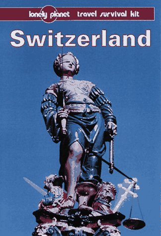 9780864424044: Lonely Planet Switzerland (2nd ed)