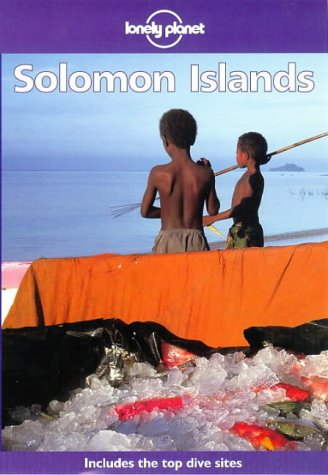 9780864424051: Solomon Islands (Lonely Planet Travel Guides)