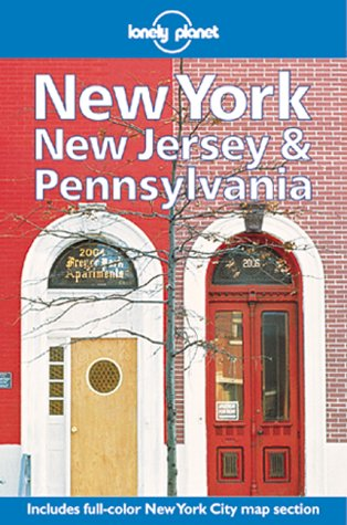 9780864424082: Lonely Planet New York, New Jersey and Pennsyvania (Serial)