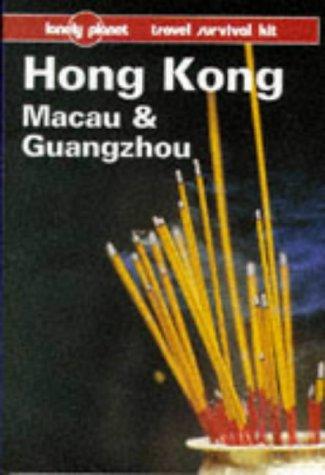 9780864424105: Lonely Planet Hong Kong, Macau & Guangzhou (8th ed)