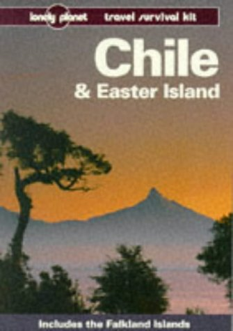 9780864424211: Lonely Planet Chile & Easter Island