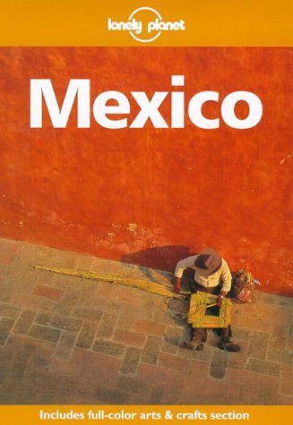 9780864424297: Lonely Planet Mexico, 6th Edition