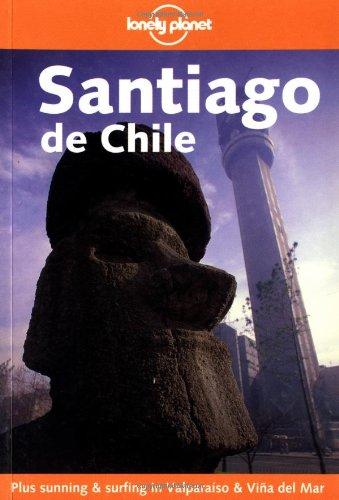 9780864424334: Lonely Planet Santiago de Chile