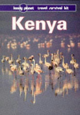 9780864424600: Kenya (Lonely Planet Travel Survival Kit)