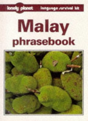 9780864424631: Malay phrasebook (Lonely Planet Language Survival Kits)