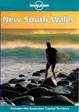 9780864424648: Lonely Planet New South Wales
