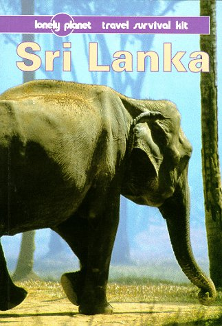 9780864424761: Lonely Planet Sri Lanka (6th ed)