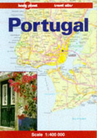 9780864424808: PORTUGAL TRAVEL ATLAS 1 (Lonely Planet Travel Guides)