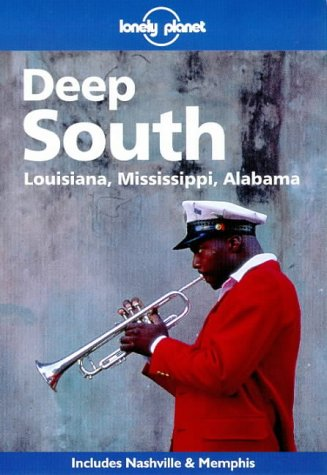 9780864424860: Lonely Planet Deep South