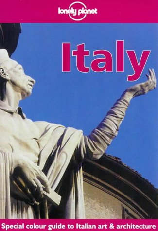 9780864424921: Italy (Lonely Planet Travel Guides)