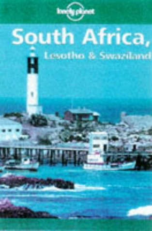 9780864425089: SOUTH AFRICA LESOTHO AND SWAZILAND 3ED (Travel guide)
