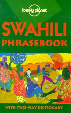 9780864425096: Swahili Phrasebook