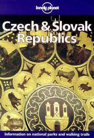 9780864425256: Lonely Planet Czech & Slovak Republics (2nd ed)
